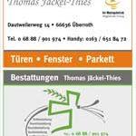 Bauelemente und Bestattungen Thomas Jäckel-Thies