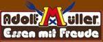 Adolf Müller – Essen mit Freude